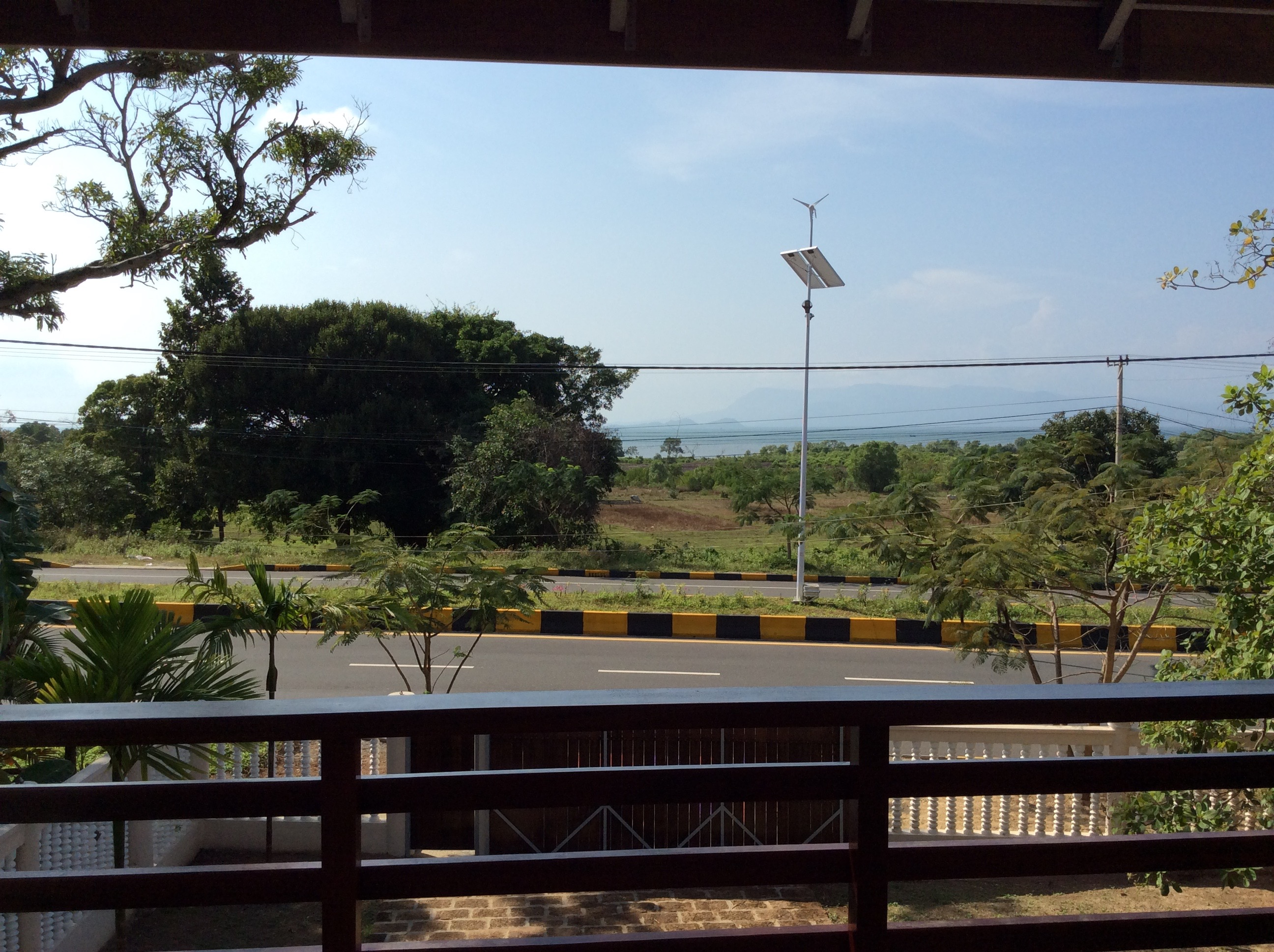 Villa for Sale in Kep with Nice View and European Installation