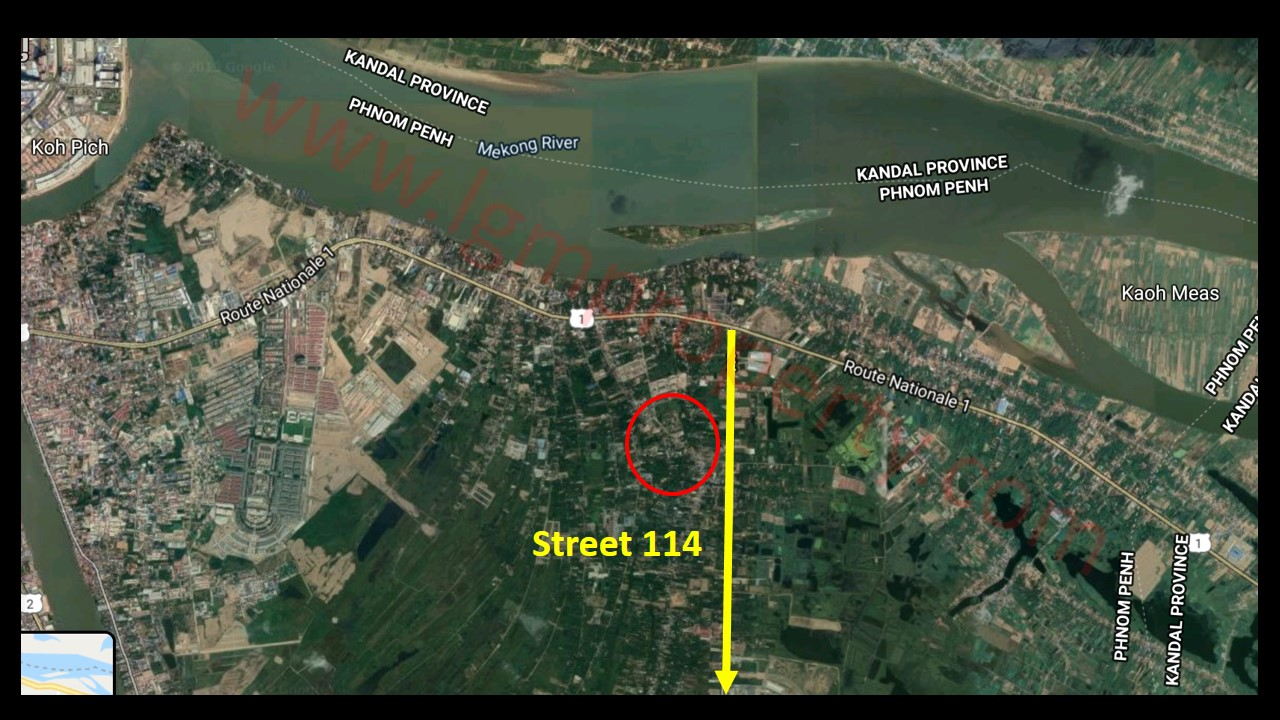 1700m2 Land FOR SALE (Chhbar Ampov) | LGM391