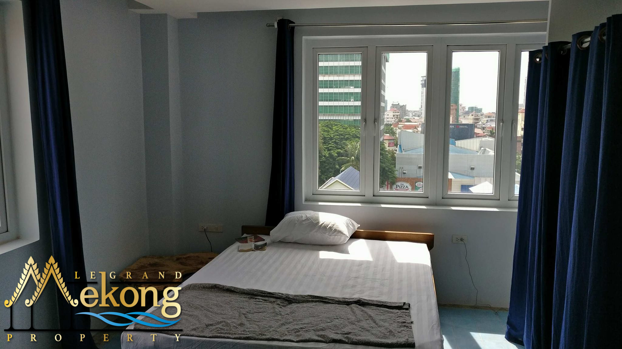 Fully furnished apartment in a brand new building, 7 Makara   LGM269