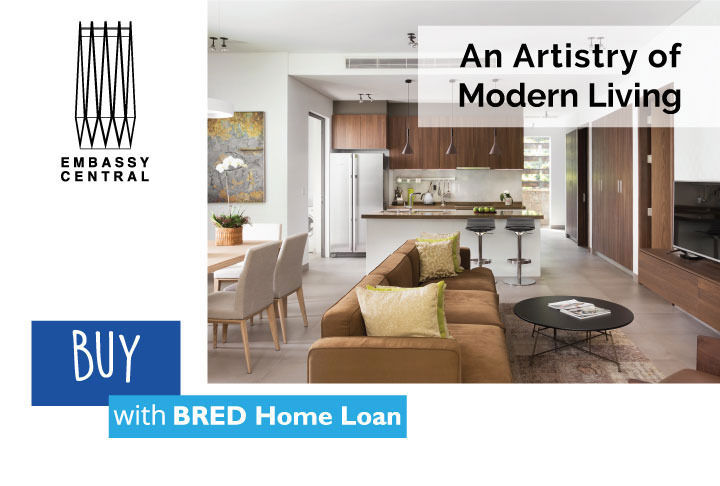 Embassy Central | Buy with Bred home loan