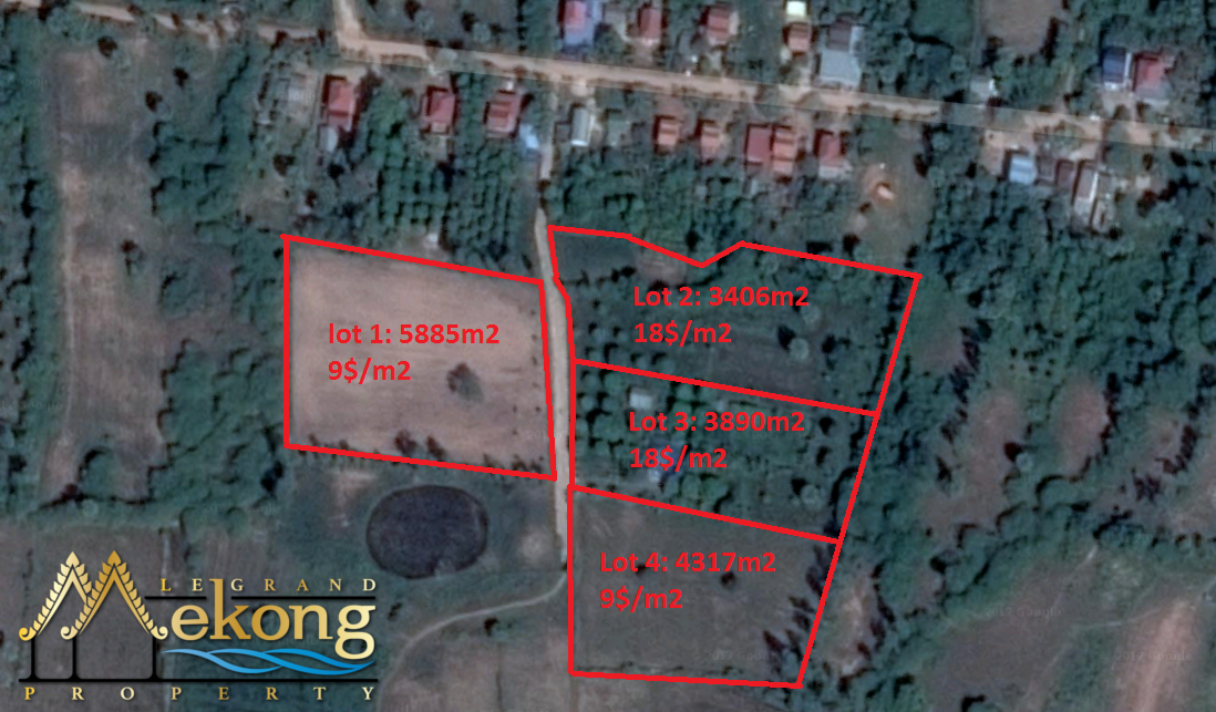 17498m2 Land FOR SALE (National Road 2) | LGM261