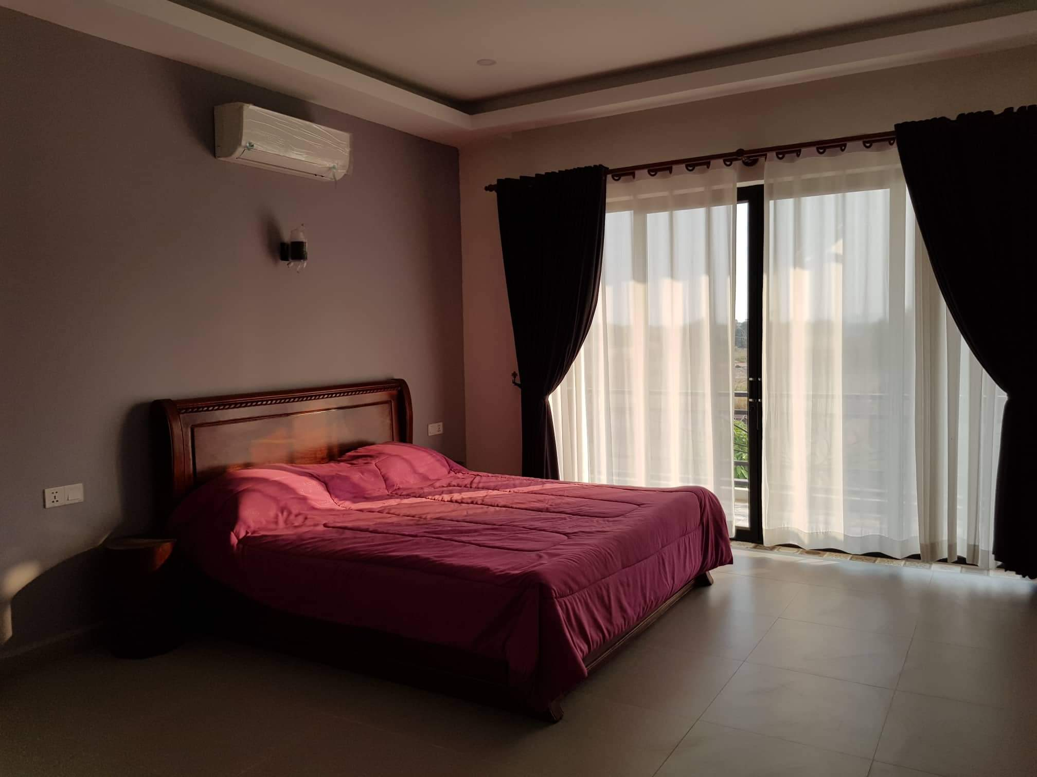 Fully furnished apartment 93m2 for rent