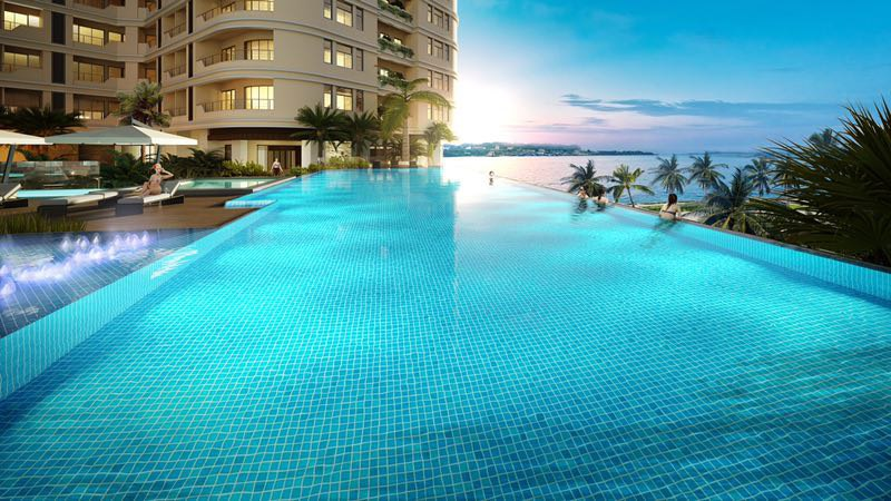 1 bed/1 bath condo for sale 49sqm on Chroy Changvar