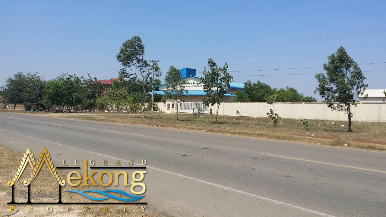 44 977 sqm Land For Sale on National Road 8 LGM219